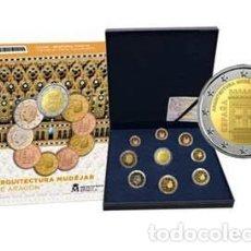 Monedas FNMT: EUROSET PROOF 2020. FNMT-RCM. ARTE MUDÉJAR. ESTUCHE DE 9 PIEZAS. Lote 210959451