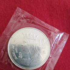 Monedas FNMT: 12 EURO ESPAÑA 2004 PLATA FNMT. Lote 211476720