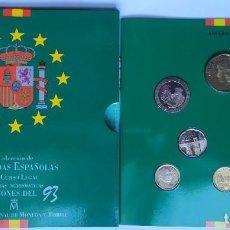 Monedas FNMT: PRUEBAS - ACUÑACION DE 1993. Lote 219273751