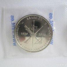 Monedas FNMT: MEDALLA * CENTENARIO DE LA LEGION ESPAÑOLA * OFICIAL FNMT 2020. Lote 219561628
