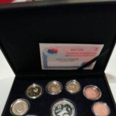 Monedas FNMT: EUROS CALIDAD PROOF AÑO 2002. Lote 219570407