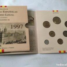 Moedas FNMT: FNMT- PACK 1997- PESETAS. Lote 220066347
