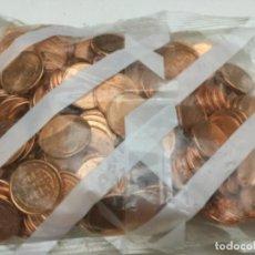 Monedas FNMT: 1 CÉNTIMO EURO 1999- BOLSA 200 MONEDAS. Lote 220172572