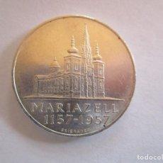 Monedas FNMT: AUSTRIA . 25 SCHILLING DE PLATA ANTIGUOS . AÑO DE 1957 . SIN CIRCULAR. Lote 220635408