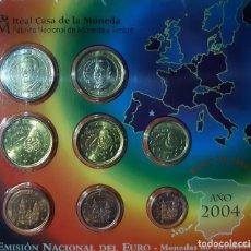 Monedas FNMT: BLISTER ESPAÑA 2004 BU. Lote 219563748