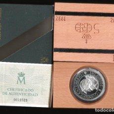 Monedas FNMT: 5000 PESETAS 1989 V CENTENARIO FDC. Lote 231523875