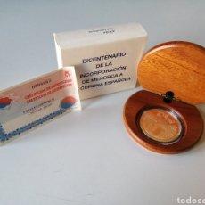 Monedas FNMT: MONEDA 10€ PLATA 2002 - BICENTENARIO DE LA INCORPORACIÓN DE MENORCA A LA CORONA ESPAÑOLA. Lote 232665165