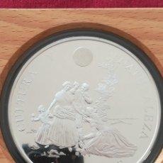 Monedas FNMT: 10000 PESETAS ESPAÑA FNMT CULTURA Y NATURALEZA 1996 PLATA. Lote 234963335