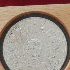 Monedas FNMT: MONEDA 10000 PST ESPAÑA FNMT SERIE I 1989 PLATA QUINTO CENTENARIO, PROOF. Lote 234964560