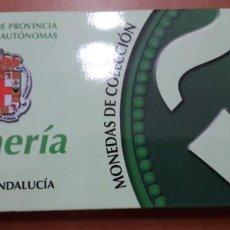Monedas FNMT: OFERTA MONEDAS DE COLECCION CAPITALES DE PROVINCIAS CIUDADES AUTONOMAS ALMERIA 1/52. Lote 235057080