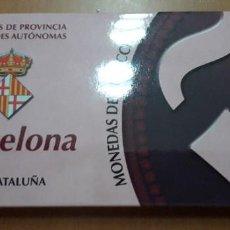 Monedas FNMT: OFERTA MONEDAS DE COLECCION CAPITALES DE PROVINCIAS CIUDADES AUTONOMAS BARCELONA 7/52. Lote 235057545