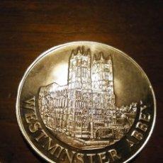 Monedas FNMT: MONEDA PLATA WESTMINSTER ABBEY. Lote 235294330