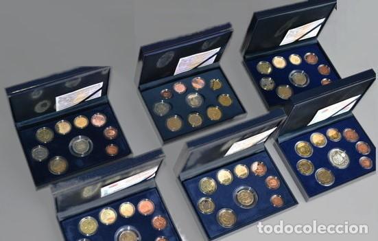Monedas FNMT: Impresionante lote 14 estuches Proof España - Único Todocoleccion / Milanuncios - Foto 2 - 236709885