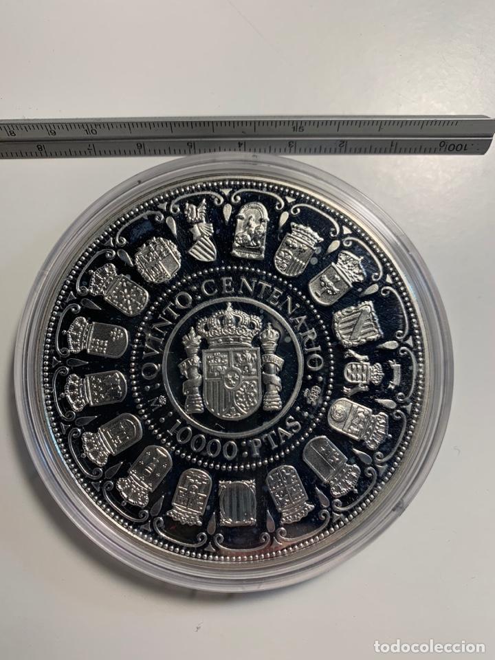 Monedas FNMT: Moneda Conmemorativa V Centenario en Plata. 1989, serie I - Foto 2 - 236758445