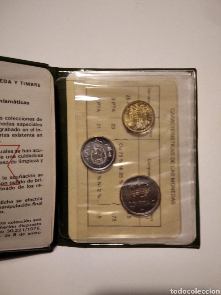Monedas FNMT: Pruebas numismaticas 1977 - Foto 2 - 236833720