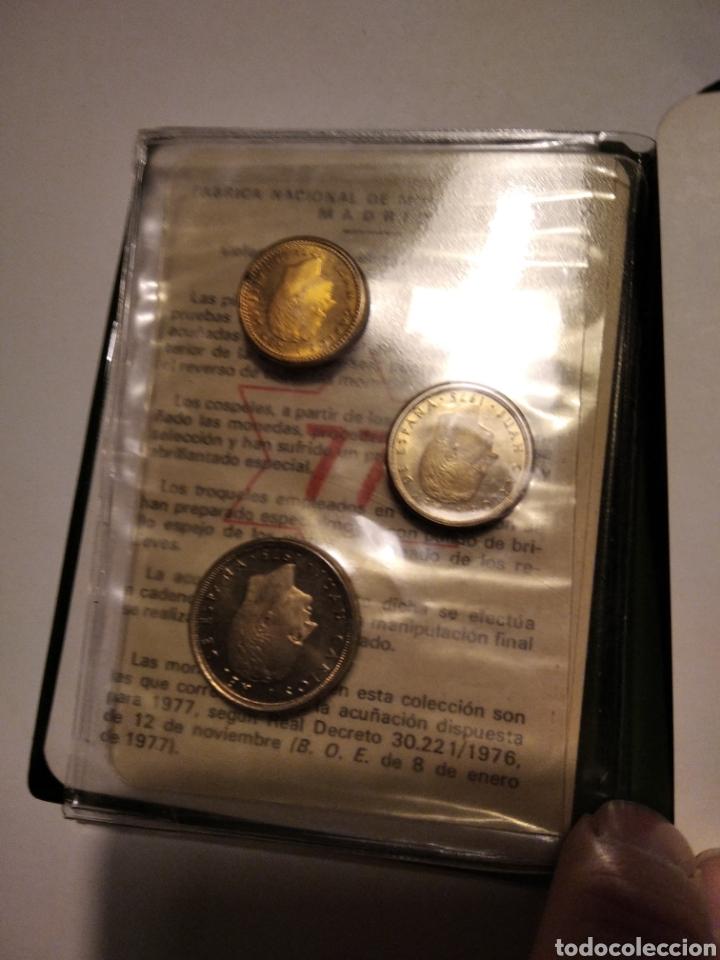 Monedas FNMT: Pruebas numismaticas 1977 - Foto 3 - 236833720
