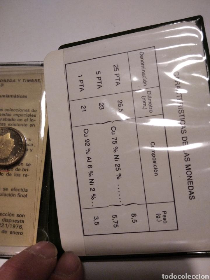 Monedas FNMT: Pruebas numismaticas 1977 - Foto 4 - 236833720