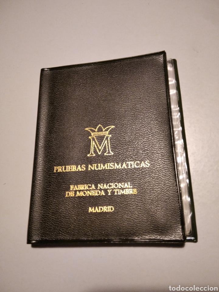 PRUEBAS NUMISMATICAS 1977 (Numismática - España Modernas y Contemporáneas - FNMT)