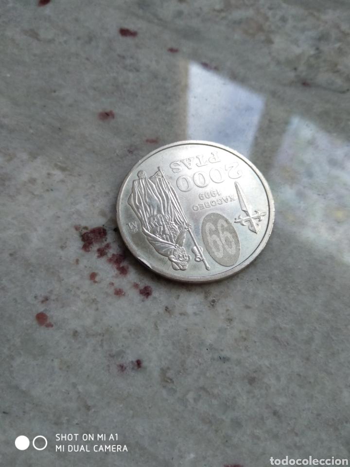 Monedas FNMT: Moneda 2000 pesetas- Xacobeo 1999 conmemorativa-SC - Foto 10 - 238238065