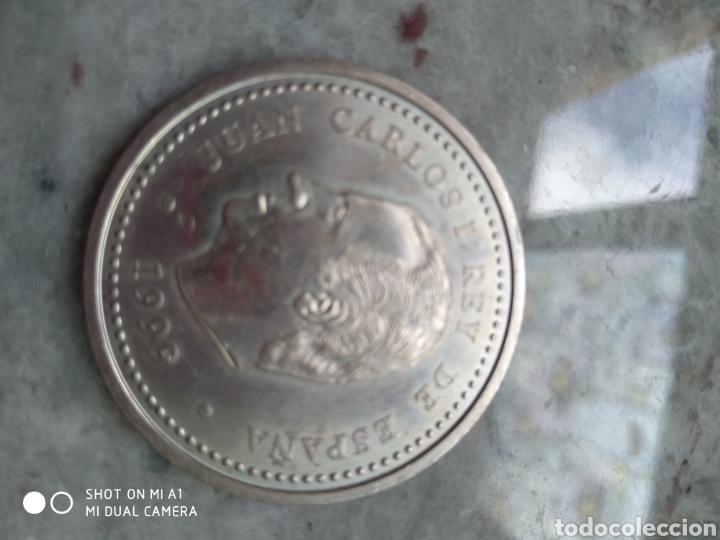 Monedas FNMT: Moneda 2000 pesetas- Xacobeo 1999 conmemorativa-SC - Foto 16 - 238238065