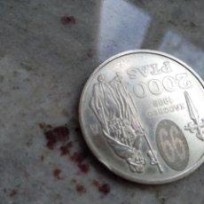 Monedas FNMT: MONEDA 2000 PESETAS- XACOBEO 1999 CONMEMORATIVA-SC. Lote 238238065