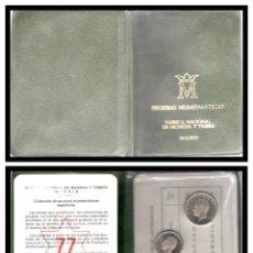 Monete FNMT: CARTERA OFICIAL, PRUEBAS NUMISMATICAS PROOF 1975* 77 S/C. Lote 242965020