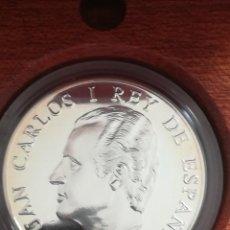Monedas FNMT: MONEDA 10 EURO ESPAÑA 2002 PLATA FNMT. Lote 243276050