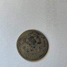 Monedas FNMT: MONEDA DE 1 PESETA DE PLATA AÑO 1900 (T1). Lote 244014975