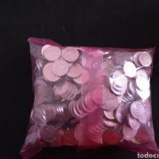 Monedas FNMT: BOLSA 500 MONEDAS DE 1 PESETA 2001 JUAN CARLOS I SIN CIRCULAR ORIGINAL FNMT ESPAÑA. Lote 244849595