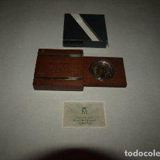 """Monedas FNMT: """"QUINTO CENTENARIO 1492-1992"""". 1 ESTUCHE CON 1 MONEDA DE ORO. 40.000 PTAS. CALIDAD PROOF.. Lote 244892535"""