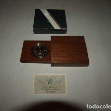 """Monedas FNMT: """"QUINTO CENTENARIO 1492-1992"""". 1 ESTUCHE CON 1 MONEDA DE ORO. 40.000 PTAS. CALIDAD FDC. Lote 244892885"""