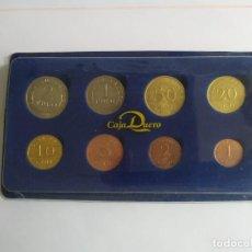 Monedas FNMT: ## RARISIMO ESTUCHE - PRUEBA DE EUROS DE CHURRIANA DE CAJA DUERO ##. Lote 249176540