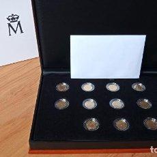 Monedas FNMT: ARRAS CLUNIOQ FMNT ORO 999 CALIDAD PROOF EXQUISITA PRESENTACIÓN. Lote 254203205