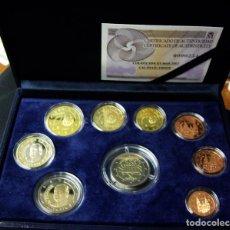 Monedas FNMT: ESPAÑA - ESTUCHE EUROSET PROOF - 2007 - TRATADO DE ROMA - FNMT. Lote 259009040