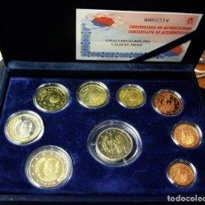 Monedas FNMT: ESPAÑA - ESTUCHE COMPLETO EUROSET PROOF - 2005 QUIJOTE - FNMT. Lote 259010680