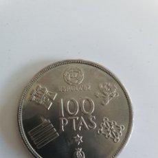 Monedas FNMT: MONEDA PLATA CONMEMORATIVA MUNDIAL 82 ESPAÑA. Lote 262609855