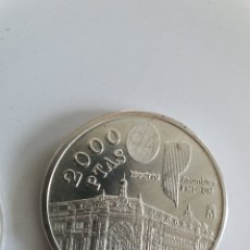 Monedas FNMT: 2 MONEDAS 2000 PESETAS EN PLATA 94. Lote 262610325