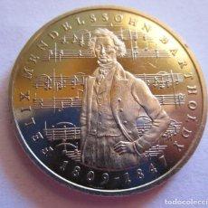 Monete FNMT: ALEMANIA . 5 MARCOS DEL AÑO 1984 .MENDEL. Lote 268804254