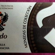 Monedas FNMT: MONEDA 5 EUROS PLATA PROF AÑO 2011 TOLEDO. Lote 270162418