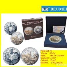 Monedas FNMT: 50€ ORO. ESTUCHE OFICIAL DE LA FNMT. BATALLA DE LEPANTO.. Lote 277049293
