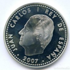 Monedas FNMT: 2007 MONEDA 10€ DE PLATA 50 ANIVERSARIO TRATADO DE ROMA EUROPA VC 75€. Lote 277514883