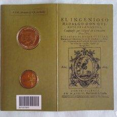 Monedas FNMT: CARTERA 12€ + 2 € ESPAÑA 2005 DON QUIJOTE DE LA MANCHA. Lote 278943023