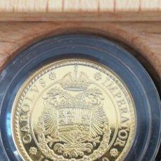 Monedas FNMT: MONEDA DE ORO 5000 PESETAS ESPAÑA 2000 1/2 ESCUDO. Lote 287687583