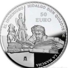 Monedas FNMT: CINCUENTIN 2005 IV CENTENARIO PREMIUM EDICIÓN DEL QUIJOTE. Lote 294089153