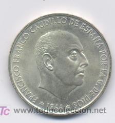 100 PESETAS- 1966*70-SC (Numismática - España Modernas y Contemporáneas - Estado Español)
