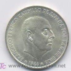 Monedas Franco: 100 PESETAS- 1966*70-SC. Lote 3158999