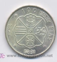 Monedas Franco: 100 PESETAS- 1966*70-SC - Foto 2 - 3158999