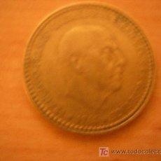 Monedas Franco: 1 PESETA DE 1966 ESTRELLA 1972. Lote 6688035