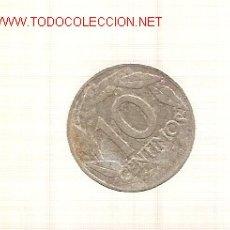 Moedas Franco: 10 CÉNTIMOS. ESPAÑA. ETAPA FRANQUISTA.. Lote 3471927