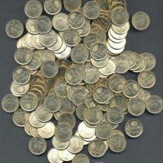 Monedas Franco: LOTE DE 100 MONEDAS DE 1 PESETA ,AÑO 1980-81 MUNDIAL NUEVAS FDC. Lote 194628936